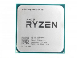 проц Ryzen 5 1400, Ryzen 5 1400, 5 1400, Ryzen 51400, YD1400BBAEBOX, процессор Ryzen 5 1400, камень Ryzen 5 1400, процессор Ryzen,  5 1400, AM4, Summit Ridge в запорожье
